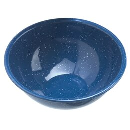 GSI Emaille Schüssel 15,5 cm Mixxing Bowl Blue