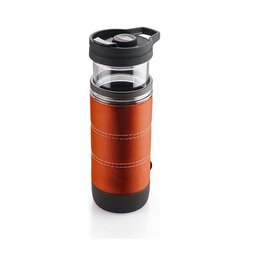 GSI Commuter Java Press Kaffeepresse to Go orange 444 ml
